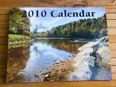 The Calendars Have Landed!