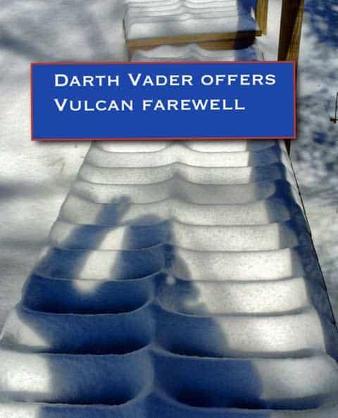 Farewell, Spock